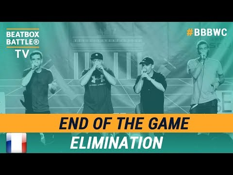 End of the Game from France - Crew Elimination - 5th Beatbox Battle World Championship