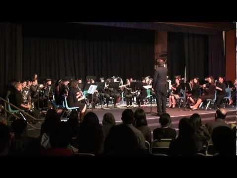 Lakeside Middle School Symphonic Band - Disney Blockbusters