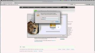 How to create an OS X Lion Recovery USB Drive
