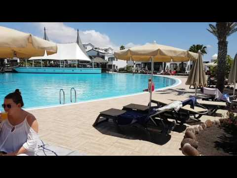 H10 Rubicon Palace Playa Blanca Lanzarote 26 April 2017
