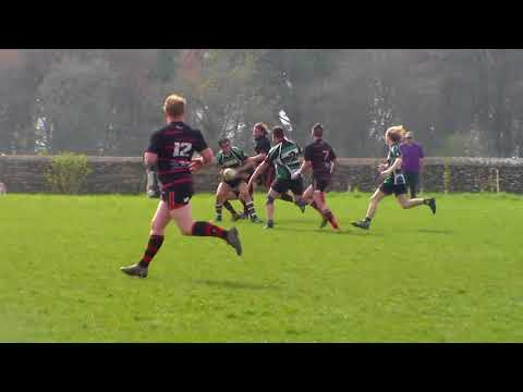 Try of the month - reverse angle