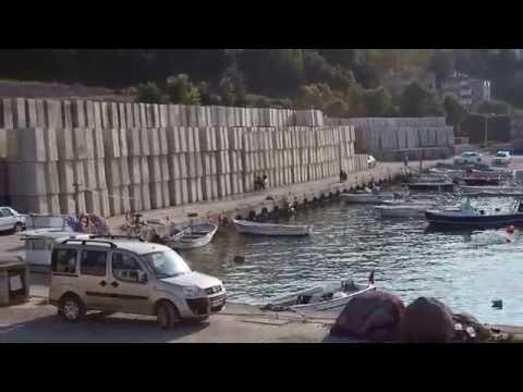 Evrenye Limanı Ve Plajı'nın Son Hali
