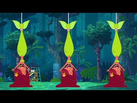 Zig & Sharko 😁🧜♀ MARINA IS FEARLESS 🧜♀😁 Brave And Strong 💪 Cartoons For Children