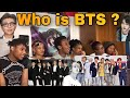 AFRICANS REACT TO Who is BTS?: The Seven Members of Bangtan (INTRODUCTION) MP3