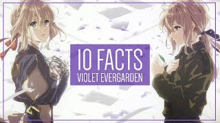 Violet Evergarden: 10 Facts You Didn't Know