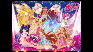 Winx Club™ Season 3 - Enchantix Transformation [Full Song][HD]