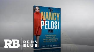 Christine Pelosi details House Speaker's rise in new book