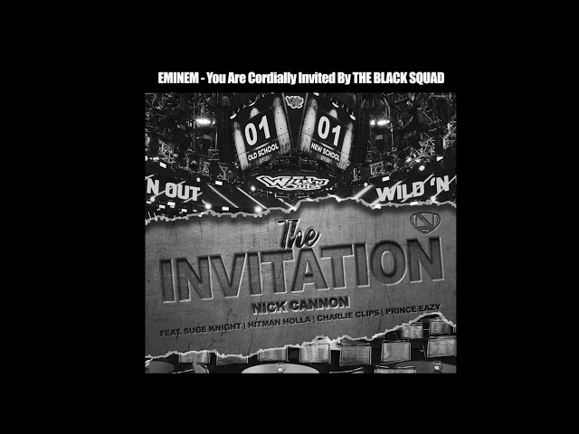 Nick Cannon Unleashes on Eminem With 'The Invitation' Diss Track: Listen