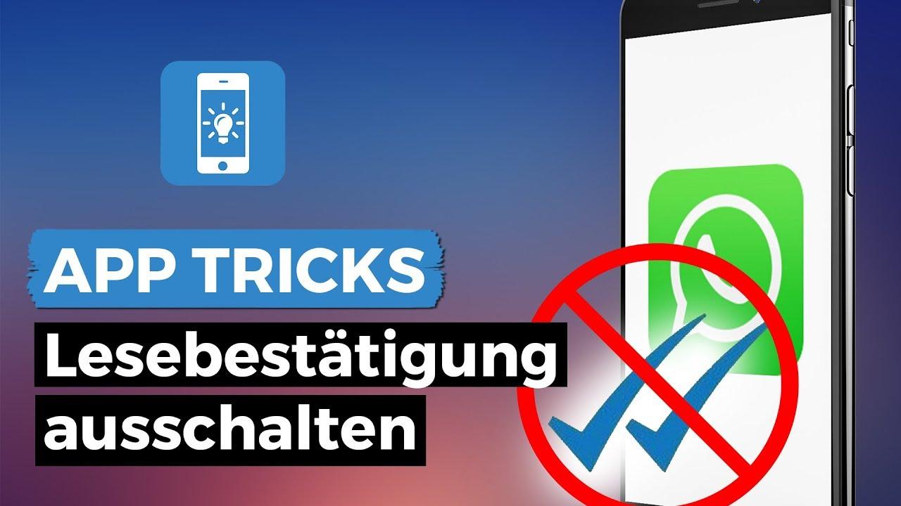 blaue haken bei whatsapp entfernen iphone