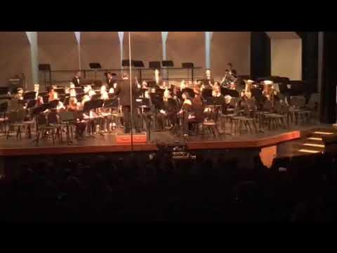 Smoky Hill High School Wind Symphony- Shadow Rituals