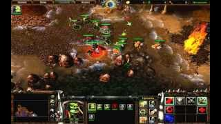 Прохождение Warcraft 3: Reign of Chaos - Чужие берега #20