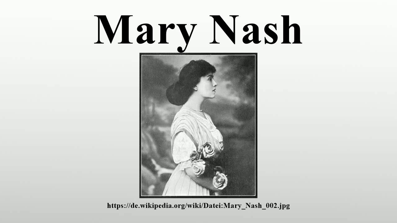 images Mary Nash