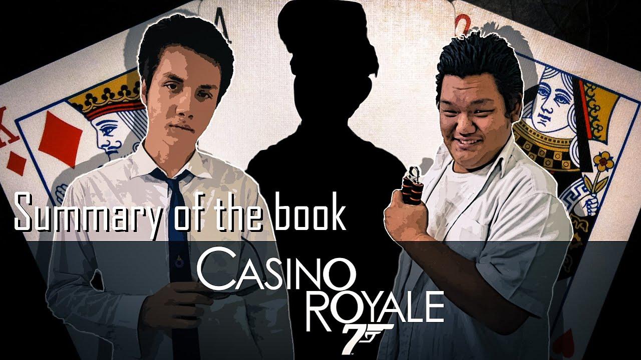 Casino royale summary trump casino resort atlantic city nj