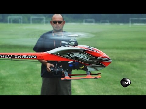 How Are These Incredible RC Helicopter Stunts Possible?