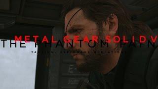 Metal Gear Solid V: The Phantom Pain | Žaidimo Apžvalga