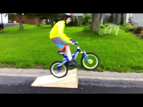💪How to Build a Bicycle Ramp, BMX, MTB ramps   Bike ramp Project
