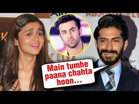 OMG ! Harshvardhan Kapoor PROPOSES Alia Bhatt