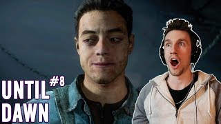HOW IS HE STILL ALIVE?? (HUGE TWIST) | Until Dawn (#8)
