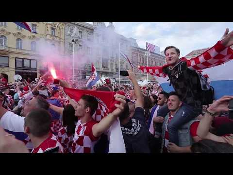 Croatia won the World Cup! (almost)