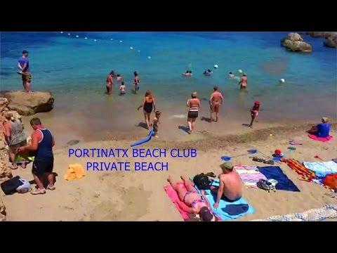 IBIZA  -  HOTEL CLUB PORTINATX   IBIZA