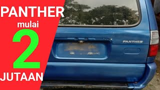ISUZU PANTHER MULAI Rp.2 Jutaan | 11 - 15 Juni 2021 | update harga lelang mobil | panther bekas