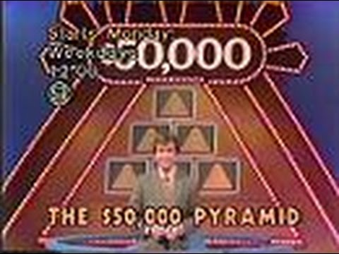 WGN Channel 9  The $50,000 Pyramid , 1981