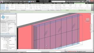 Revit для интерьеров (дизайна) - кафель