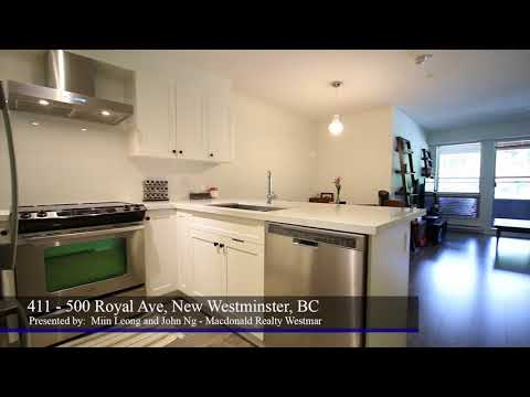 411 - 500 Royal Ave, New Westminster, BC