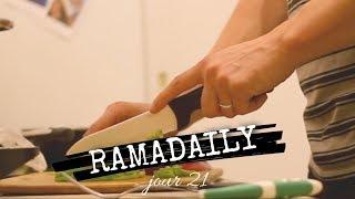 ramadaily 21 • mon mari prépare le ftor