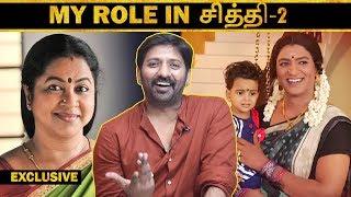 Shooting Spot All In The Post Chithi2 Vamsam Serial Actor Sakthi Saravanan Interview