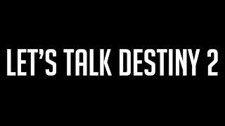 Curse of Osiris & the Future of Destiny 2