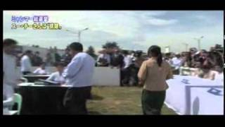 Myanmar General Election 2010  Japan NHK News