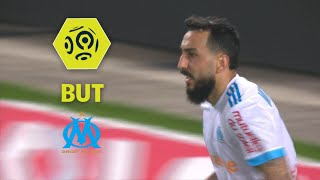 But Konstantinos MITROGLOU (88') / RC Strasbourg Alsace - Olympique de Marseille (3-3)  / 2017-18