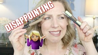 DISAPPOINTING DRUGSTORE EYEBROW PRODUCTS