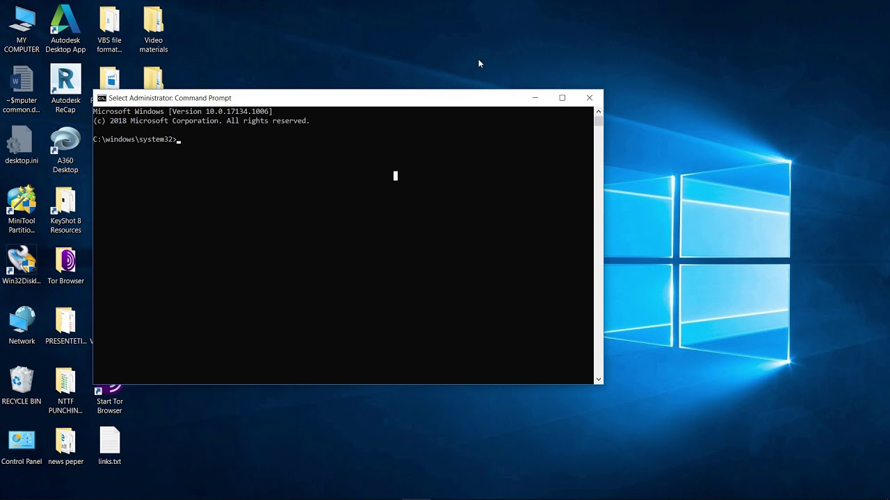 How to find your windows 10 original product key using cmd ...