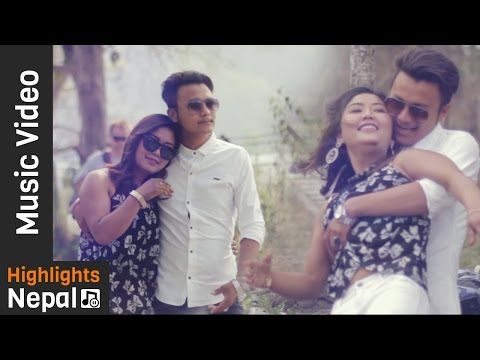 Durbyasani | New Nepali Modern Pop Song 2017/2074 | Krishna Chhetri | SAY NO TO DRUGS