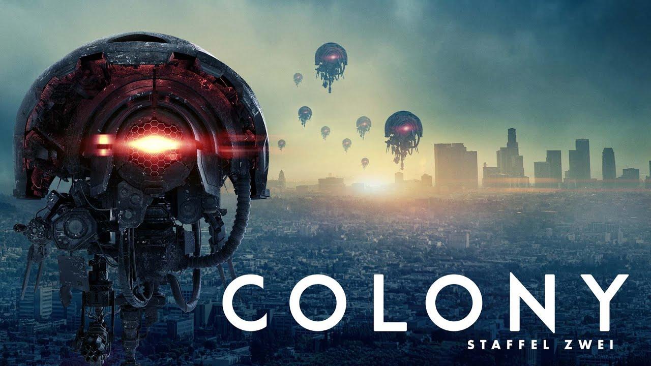 Colony Serie Deutsch