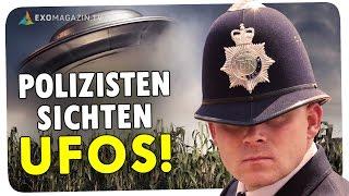 Polizisten sichten UFOs - ein Kriminalbeamter deckt auf! | ExoMagazin