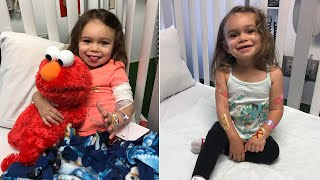 Baixar Rare Brain Disorder Causes This 2-Year-Old Girl To Fall 100x a Day