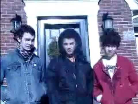 Jonas Brothers Holidays 2006 New Jersey