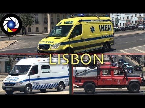 Lisbon Emergency Responses