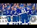 Dave Mishkin calls Lightning highlights from dominant win over Stars