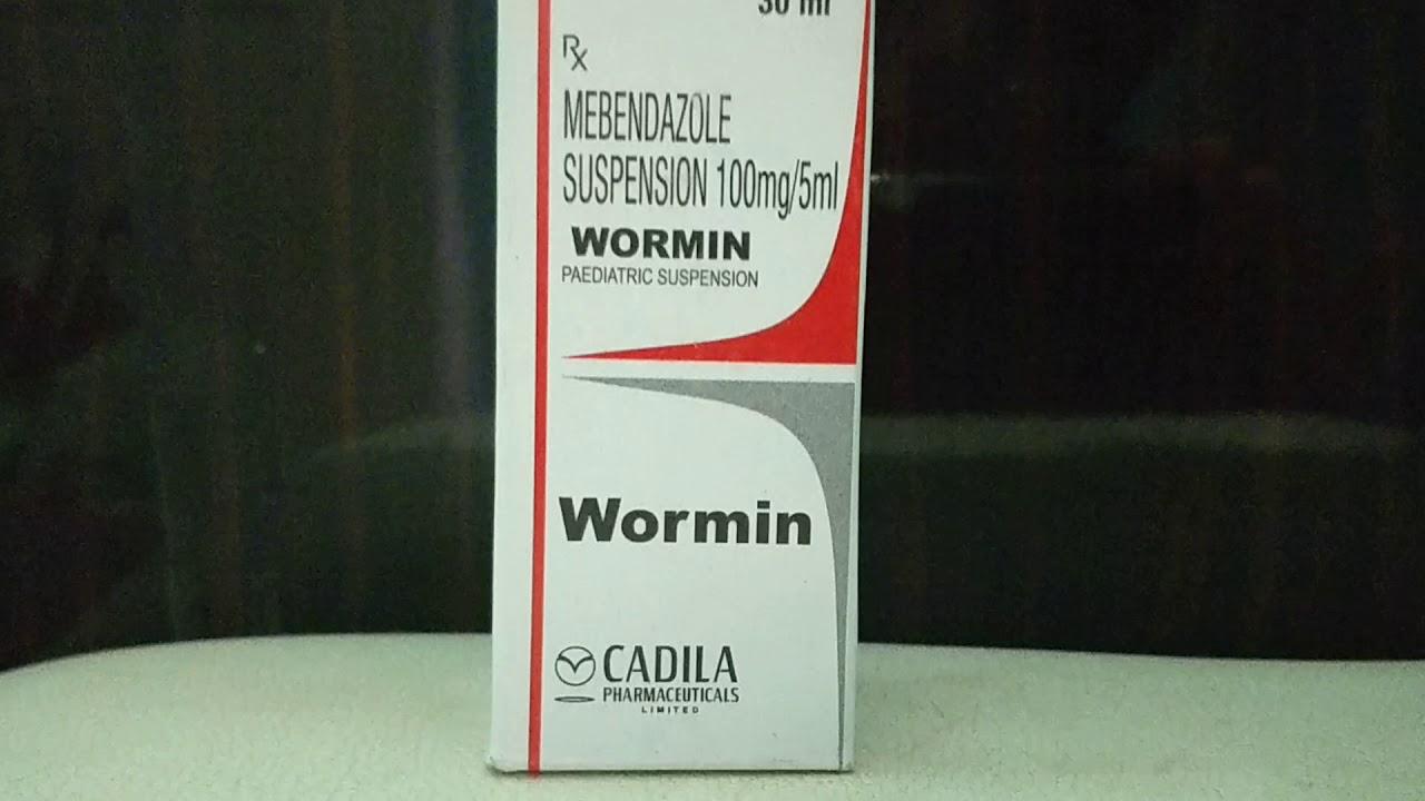 Féreg tabletták tinktúrája gyertyákkal