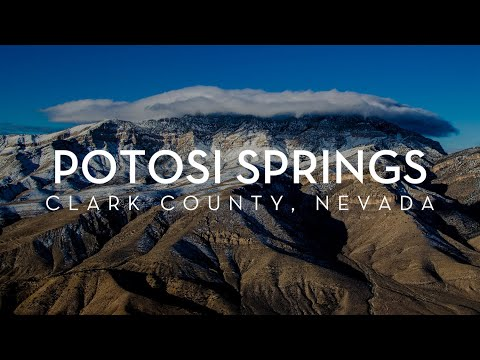 Las Vegas Luxury Land For Sale | Potosi Springs Clark County, NV 89161 | Darin Marques Group