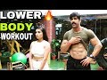 Lower Body Workout for Men & Women |Rubal Dhankar