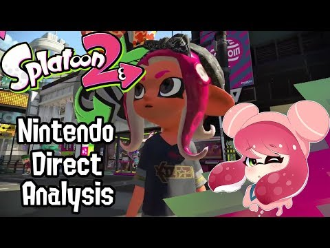 Splatoon 2 - March 8th Direct Analysis