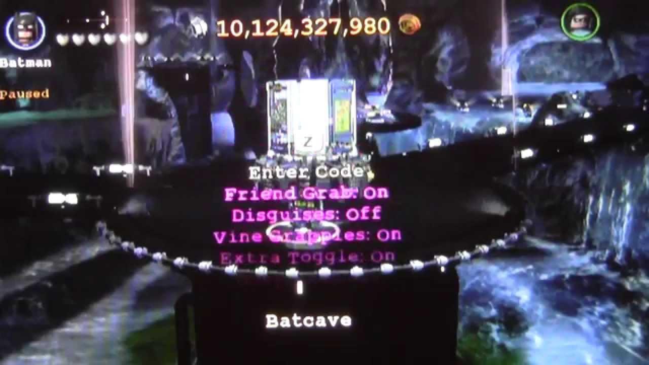 lego batman 2 dc super heroes cheats codes cheat codes - 1280×720