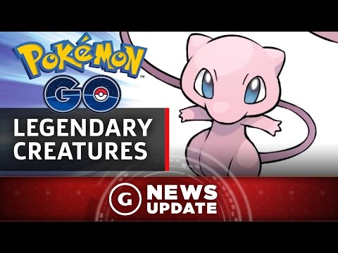 Pokémon GO's Legendaries Are Coming Soon - GS News Update
