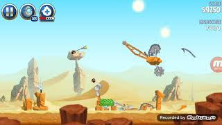 Angry Birds Star Wars 2 : Escape from Tatooine - Bird side (part 1)