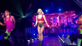 11 Do You Wanna Come Over, Missy Elliott Dance Break - Britney Spears Berlin August 6, 2018 (4K UHD)